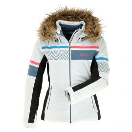 Kilpi, Aniela chaqueta de esquí mujeres blanco