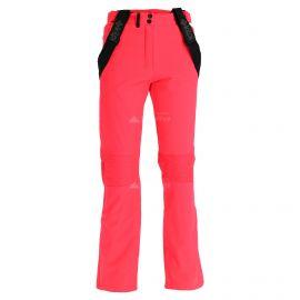 Kilpi, Dione, pantalones de esquí softshell, mujeres, rosa