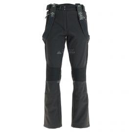 Kilpi, Dione, pantalones de esquí softshell, mujeres, negro