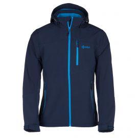 Kilpi, Elio, chaqueta de esquí softshell, hombres, Dark azul