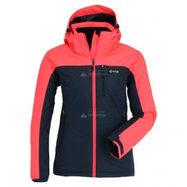 Kilpi, Flip chaqueta de esquí mujeres dark azul