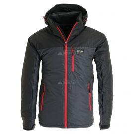 Kilpi, Flip, chaqueta de esquí, tallas extra grandes, hombres, dark gris