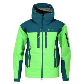 Kilpi, Hastar, chaqueta de esquí hardshell, hombres, verde