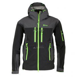 Kilpi, Hastar, chaqueta de esquí hardshell, hombres, negro