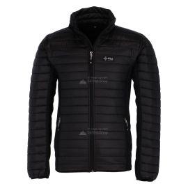 Kilpi, Isaiah, chaqueta de capa intermedia, talla grande, hombres, negro