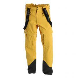 Kilpi, Lazzaro pantalones de esquí hardshell  hombres amarillo