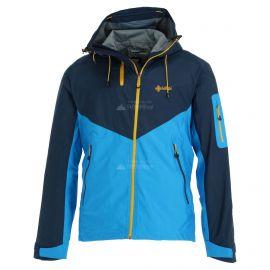 Kilpi, Metrix, chaqueta de esquí hardshell, hombres, azul