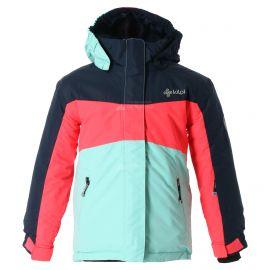Kilpi, Mils JG, chaqueta de esquí, niños, rosa
