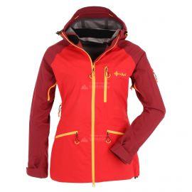 Kilpi, Nalau, chaqueta de esquí hardshell, mujeres, rojo