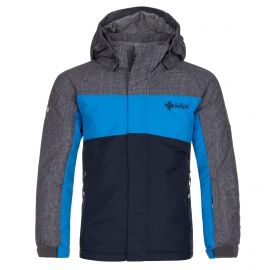 Kilpi, Ober-JB, chaqueta de esquí, niños, dark azul