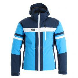 Kilpi, Ponte, chaqueta de esquí, hombres, azul