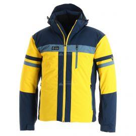 Kilpi, Ponte, chaqueta de esquí, hombres, amarillo