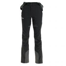 Kilpi, Rhea, pantalones de esquí softshell, mujeres, negro