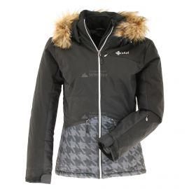 Kilpi, Tessa, chaqueta de esquí, mujeres, negro