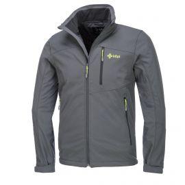 Kilpi, Elio, chaqueta Softshell, hombres, gris
