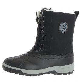 Kimberfeel, Loris, botas de nieve, unisex, negro