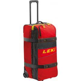Leki, Travel Trolley, rojo