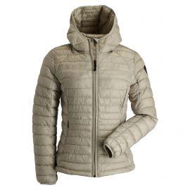 Napapijri, Aerons Hood, chaqueta de invierno, mujeres, Natural verde
