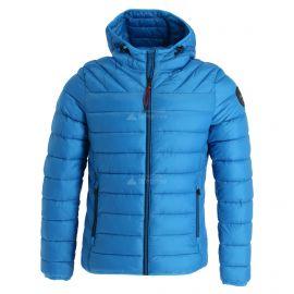 Napapijri, Aerons, chaqueta de invierno, hombres, French azul