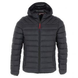Napapijri, Aerons, chaqueta de invierno, hombres, negro