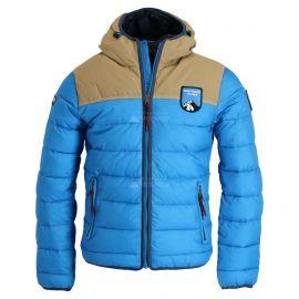 Napapijri, Aric chaqueta de invierno hombres French azul