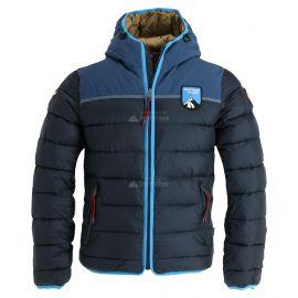 Napapijri, Aric, chaqueta de invierno, hombres, marine azul