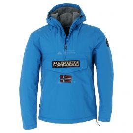 Napapijri, Rainforest Winter, chaqueta de invierno, hombres, French azul