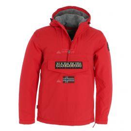 Napapijri, Rainforest Winter, chaqueta de invierno, hombres, High risk rojo