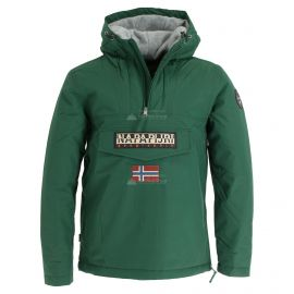 Napapijri, Rainforest Winter, chaqueta de invierno, hombres, Hunter verde