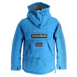 Napapijri, Skidoo 2 anorak, chaqueta de esquí, hombres, French azul