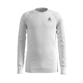 Odlo, Active Warm Kids BL, camisa termoactiva, niños, blanco