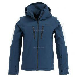 Peak Performance, Clusaz, chaqueta de esquí, hombres, decent azul
