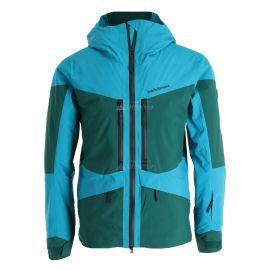 Peak Performance, Gravity 2L, chaqueta de esquí, hombres, deep aqua