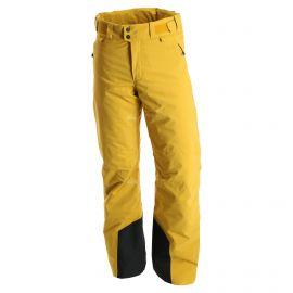 Peak Performance, Maroon, pantalones de esquí, hombres, smudge amarillo