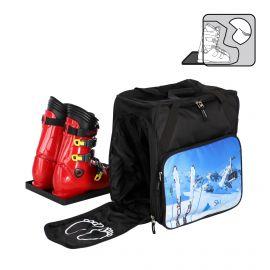 Pro De Con, Function, bolsa para botas de esquí, negro