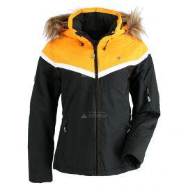 Rehall, Sue, chaqueta de esquí, mujeres, negro