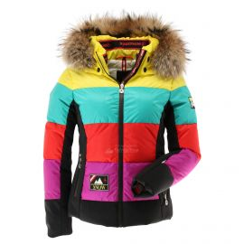 Sportalm, Madl chaqueta de esquí mujeres vibrant amarillo