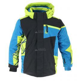 Spyder, Challenger, chaqueta de esquí, niños, negro