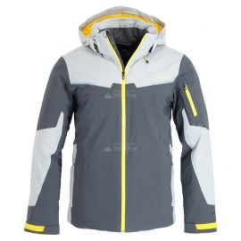 Spyder, Chambers GTX, chaqueta de esquí, hombres, ebony gris