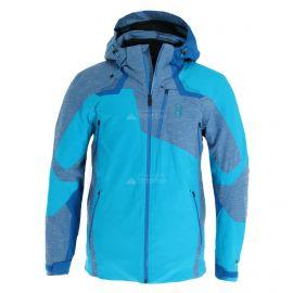 Spyder, Leader GTX, chaqueta de esquí, hombres, lagoon azul