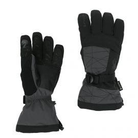 Spyder, Overweb GTX ski glove, guantes de esquí, ebony gris