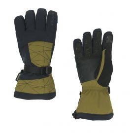 Spyder, Overweb GTX ski glove, guantes de esquí, sarge verde