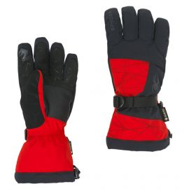 Spyder, Overweb GTX ski glove, guantes de esquí, volcano rojo