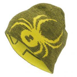 Spyder, Reversible inssbruck hat, gorro, sun amarillo