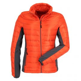 Tenson, Iclyn, chaqueta de capa intermedia, mujeres, naranja