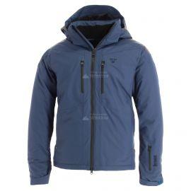 Tenson, Salazar, chaqueta de esquí, hombres, azul