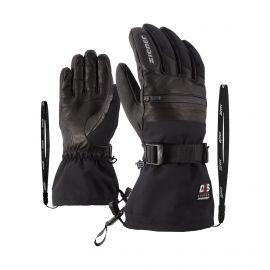 Ziener, Gallin AS PR DCS guantes de esquí hombres negro