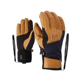 Ziener, Ganzenberg AS AW, guantes de esquí, navy azul