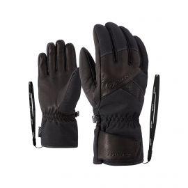 Ziener, Getter AS AW, guantes de esquí, iron tec gris