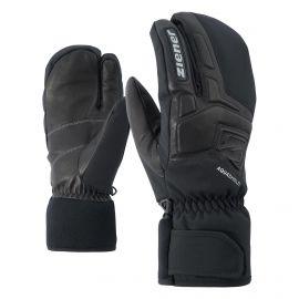 Ziener, Glyxom AS Lobster guantes hombres negro